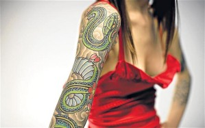 epidermal electronic tatoo