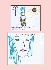 Vénus oculaire 1/8